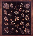 Model for a pietre dure table top - Jacopo Ligozzi