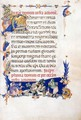 Missal (Folio 55) - Master of the Codex of St. George