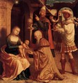 The Adoration of the Magi - Master Of Ab Monogram