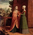The Visitation - Master Of Ab Monogram
