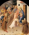 Adoration of the Magi - Angelico Fra