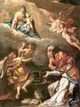 Pope Gregory the Great Saving the Souls of Purgatory - Sebastiano Ricci