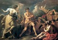 Hercules on the Crossroads - Sebastiano Ricci