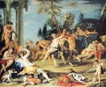 Feast in Honour of Pan - Sebastiano Ricci