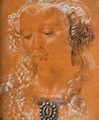 Head of a Woman 2 - Andrea Del Verrocchio