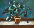 Potted Plant - Salvador Dali (inspired by)