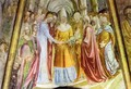 Marriage of the Virgin - Tommaso Masolino (da Panicale)