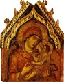 Madonna and Child 3 - Paolo Veneziano