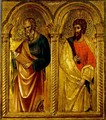 Apostles St James and St Bartholomew - Paolo Veneziano