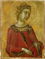 Saint Catherine of Alexandria - Niccolo Di Segna