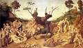 Misfortunes of Silenus - Piero Di Cosimo