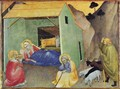 Nativity - Giovanni Da Milano