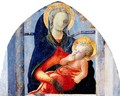 Madonna and Child 3 - Fra Filippo Lippi