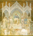 Martyrdom of the Franciscans - Ambrogio Lorenzetti