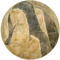 Group of Poor Clares - Ambrogio Lorenzetti