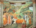Stories from the Life of the Virgin Death of the Virgin - Fra Filippo Lippi