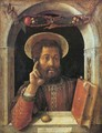 Saint Mark - Andrea Mantegna