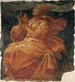 Allegorical figure of a Virtue 2 - Niccolo dell' and Fontana, Alberto Abate