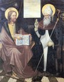 St Anthony the Abbot - Antonio di Guido da Ferrara Alberti