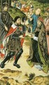 Meeting of Abraham and Melchizedek - Aelbrecht Bouts