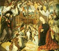 Adoration of the Shepherds - Aelbrecht Bouts