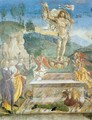 Resurrection of Christ - Saturnino de Gatti