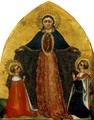 Madonna with Saints - Ercole del Fiore