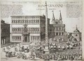 Dedication of the Obelisk in front of the Basilica of San Giovanni Laterano - Nicolaus van Aelst
