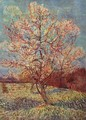 Blossoming peach tree 2 - Vincent Van Gogh