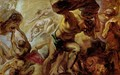 Overthrow of the Titans - Peter Paul Rubens