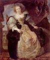 Portrait of Helene Fourment in a wedding gown - Peter Paul Rubens