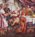 Beheading of John the Baptist - Jacopo Bassano (Jacopo da Ponte)