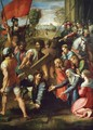 Christ carrying the Cross - Raphael
