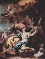Victory of wisdom over ignorance (Triumph of Sciences) - Sebastiano Ricci