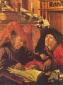 Two tax collectors - Marinus van Reymerswaele
