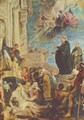 The Miracle of St. Francis Xavier - Peter Paul Rubens