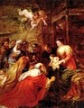 The Adoration of the Magi 3 - Peter Paul Rubens
