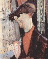 Portrait of Frank Burty Haviland 2 - Amedeo Modigliani
