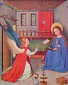 The Annunciation - German Unknown Masters