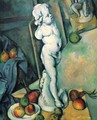 Still Life with Putto - Paul Cezanne