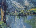 Annecy Lake - Paul Cezanne
