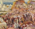 The Mosque (Arab Festival) - Pierre Auguste Renoir