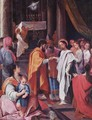 Marriage of Mary - Lodovico Carracci