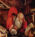 St. Jerome in the cell - Marinus van Reymerswaele