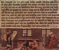 Summary of a schoolmaster, Scene lessons for children - Hans, the Younger Holbein