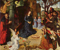 The Portinari tryptich (middle panel) - Hugo Van Der Goes