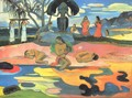 Sunday (Mahana no atua) - Paul Gauguin