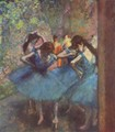 Dancers 5 - Edgar Degas