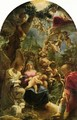 Holy Family with Angels - Adam Elsheimer