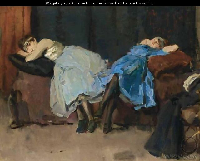 After The Dance - Isaac Israels